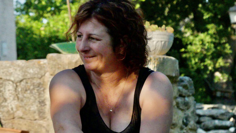 Carole Faudon, chevrière Carrément Bio !