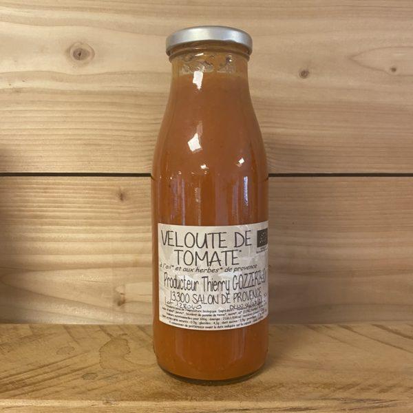 Velouté Tomate Ail Herbes de Provence