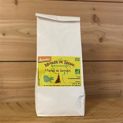 Farine de sarrasin 500 gr