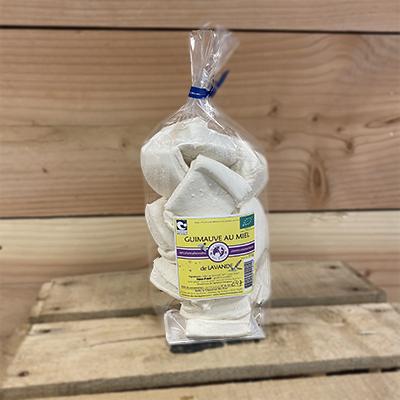 Guimauve miel lavande - sachet 150g