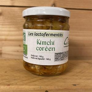 Kimchi coréen 190g