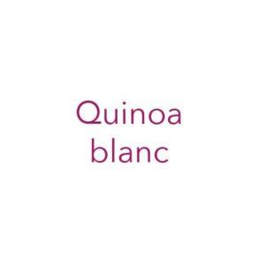Quinoa blanc français