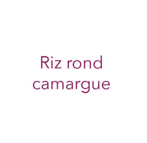 Riz rond de camargue