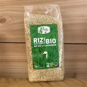 Riz long semi complet