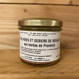 Terrine Herbes de Provence