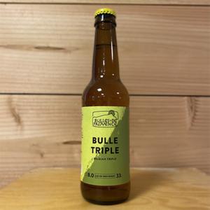 La Bulle Triple 33 cl