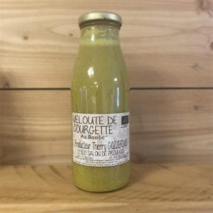 Velouté Courgette Basilic 48cl