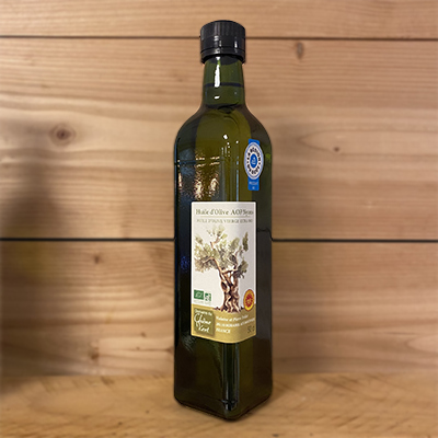 Huil d'olive AOP Nyons 50 cl