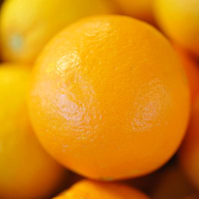 Orange grecque