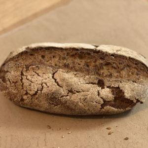Pain au maïs de Bruno, bio et sans gluten