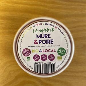 Sorbet Mûre 450 ml