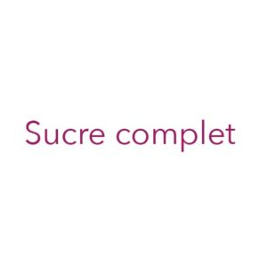 Sucre complet